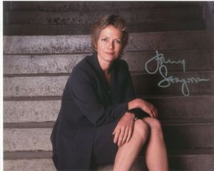 Jenny Seagrave Genuine Signed Autograph #2